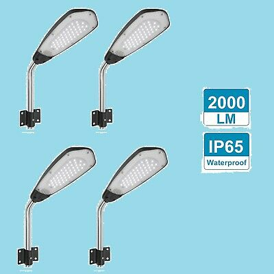 100W 150W 200W 300W 400W LED Strassenlampe SMD Pure White Car Park
