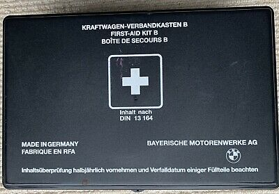BMW E36 First Aid Kit Oem Original 3 Series from the 90's