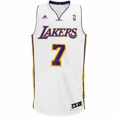 Adidas HOMME la Lakers Swingman Pull-Over Odom NBA Basketball Débardeur