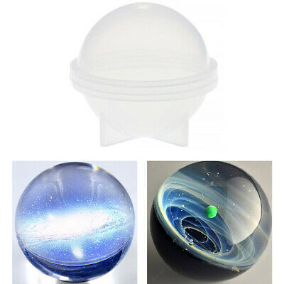 Multiuse Silicone Ball Maker Mold Round Sphere Mould DIY Resin Craft Ornament AU