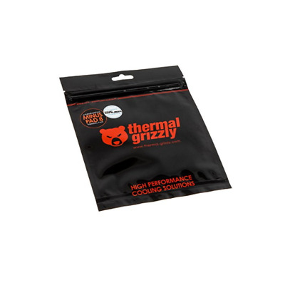 Thermal Grizzly TG-MP8-100-100-10-1R Minus Pad 8 heat sink compound 8 W/m·K