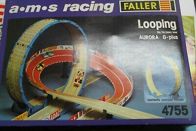Faller AMS racing - Looping Aurora G-plus Art. Nr. 4755 in OVP