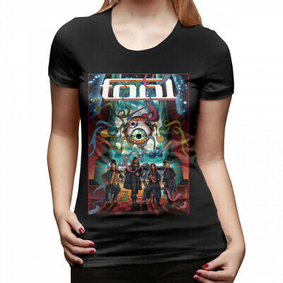 Womens tool band tour 2019 Short Sleeve T shirt Tee
