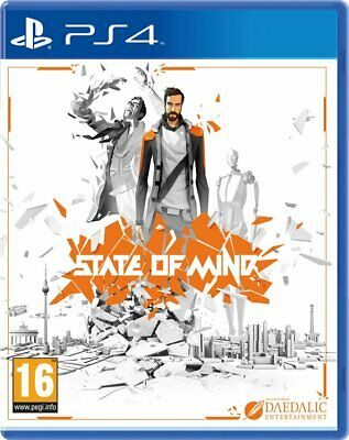 State of Mind (PS4)  BRAND NEW AND SEALED - IN STOCK - QUICK DISPATCH