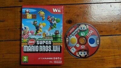 New Super Mario Bros Wii for the Nintendo Wii (PAL)