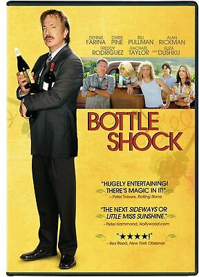 Bottle Shock (DVD, 2009, Widescreen)