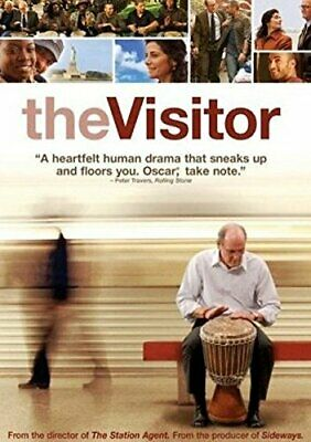 The Visitor (DVD, 2007, Widescreen) NEW