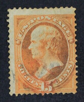 CKStamps: US Stamps Collection Scott#152 15c Used Tiny Tear CV$230