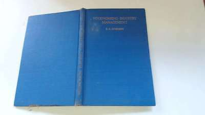 Good - Woodworking Industry Management - Hordern, R H 1951-01-01  George Newnes