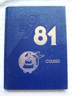 1981 Ross Sheppard High School Yearbook, Edmonton, Alberta, Canada Unmarked!