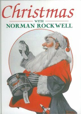 NEW - Christmas With Norman Rockwell by Kirk, John