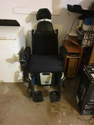 Invacare Electric Wheelchair. Tdx Sp