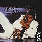 Michael Jackson - Thriller (Epic CD)