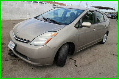 2007 Toyota Prius  2007 Toyota Prius Automatic 4 Cylinder Hybrid No Reserve