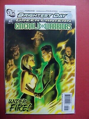 GREEN LANTERN EMERALD WARRIORS #1-13 NEAR MINT COMPLETE SET 2010