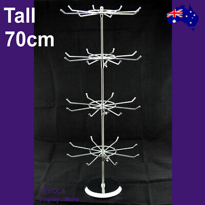 RELIABLE Revolving Jewellery Rack Stand | 4 Levels | SYDNEY Stock AUSSIE Seller