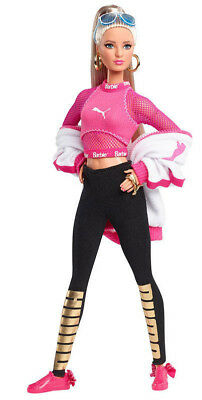 $PECIAL New Puma 50th Anniversary Barbie Limited Edition Doll