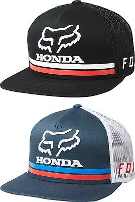 new concept 00beb e44bb Fox Racing Honda Snapback Hat - Mens Lid Cap