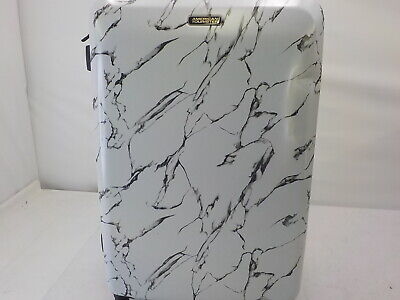 "American Tourister 92506-T555 - Moonlight Spinner Suitcase, 28"", Marble"