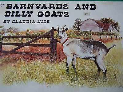 Barnyards And Billy Goats V2 By Claudia Nice 1982 Scheewe Sketch & Paint