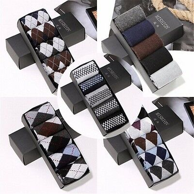 Lot Pairs Men Warm Winter Autumn Thick Wool ANGORA Cashmere Casual Dress Socks