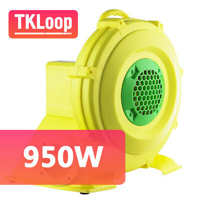 Commercial Inflatable Bounce House Air Pump Blower Fan - 950W