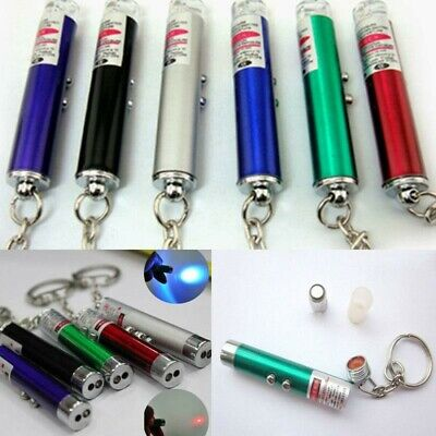 Red light Laser pointer pen for cat dog pet toy presentation flashlight LED
