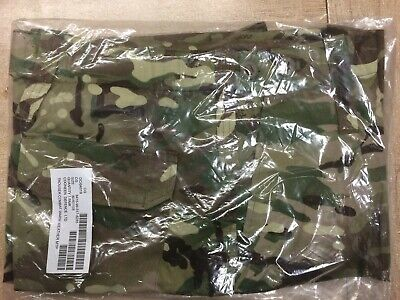 genuine british army trousers combat warm weather mtp size 80/92/108 brand new