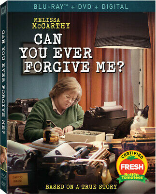 Can You Ever Forgive Me - 2 DISC SET (REGION A Blu-ray New)