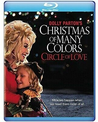 Dolly Parton's Christmas Of Many Colors: Circle Of (Blu-ray New)