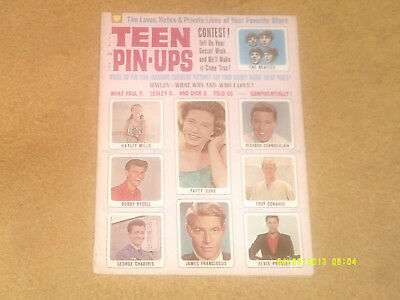 1964 THE BEATLES Elvis Presley Natalie Wood Hayley Mills Sandra Dee