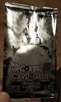 DBS: Broly Pack film carte francais dragon ball super gogeta la Menace réveillée