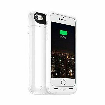 mophie juice pack plus - Protective Battery Case for iPhone 6/6S - WHITE