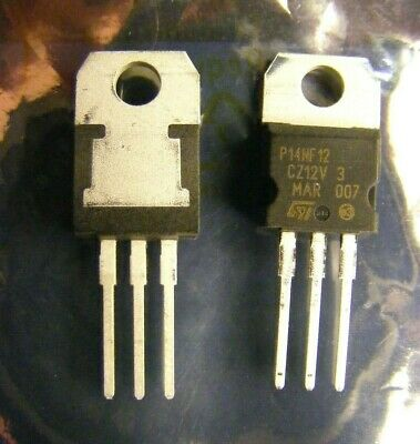 STP55NF06 N-CHANNEL 60V 0.017 OHM 50A  LOT OF 50