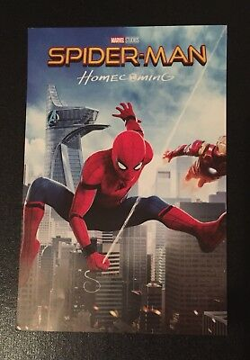 SPIDER-MAN HOMECOMING (2017) SD UV Ultra Violet Code from UK DVD NO DISC