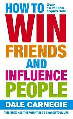 How to Win Friends and Influence People by Dale Carnegie (2019, PDF format)