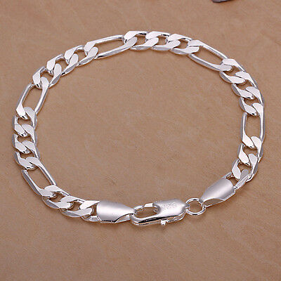Hot Free P&P Wholesale Fashion Jewelry 925 silver  Bracelet gift