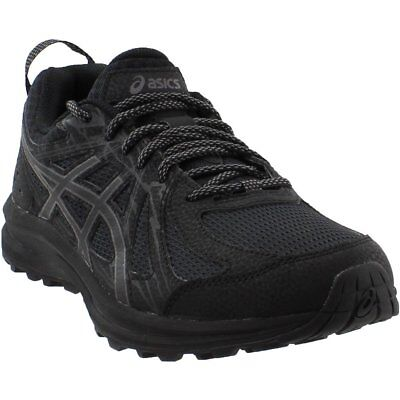 ASICS Frequent Trail Running Shoes - Black - Mens