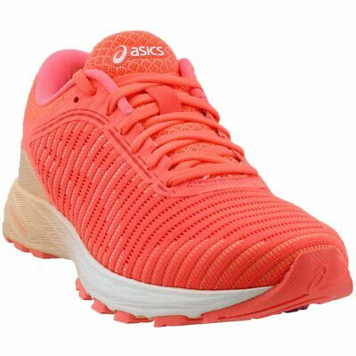cheap for discount c5fd6 200f2 ASICS DYNAFLYTE 2 Running Shoes - Orange - Womens