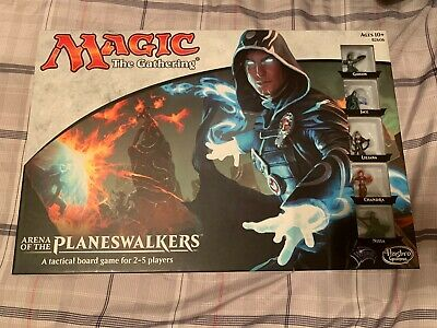 Magic The Gathering Arena of The Planeswalkers Hasbro Board Game