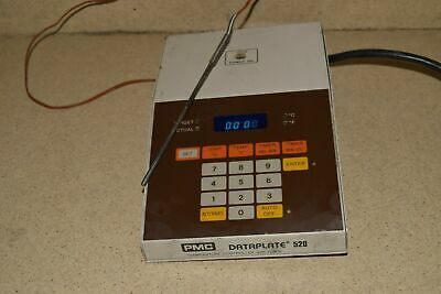 Pmc Dataplate 520 Temperature Controller With Timer