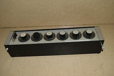 Shalltronix Model 6863 Decade Resistor (#3)