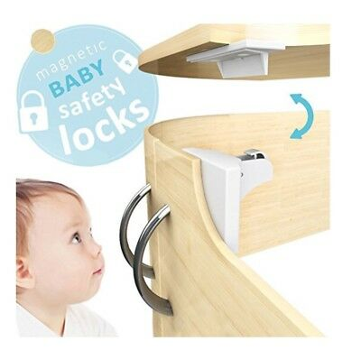 Dr. Safety Magnetic Baby Safety Locks 8 Locks
