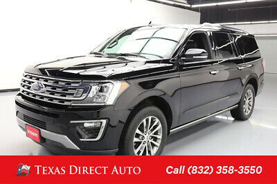 2018 Ford Expedition Limited Texas Direct Auto 2018 Limited Used Turbo 3.5L V6 24V Automatic RWD SUV Premium