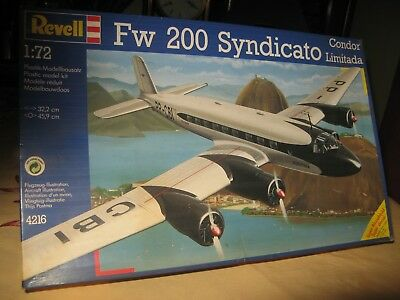 Maquette Fw Syndicato Revell 1/72