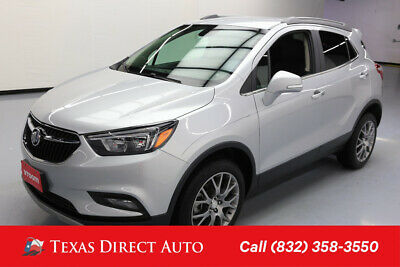 2017 Buick Encore Sport Touring Texas Direct Auto 2017 Sport Touring Used Turbo 1.4L I4 16V Automatic AWD SUV