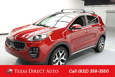 2018 KIA Sportage SX Turbo Texas Direct Auto 2018 SX Turbo Used Turbo 2L I4 16V Automatic AWD SUV Premium