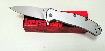 KERSHAW ZING 1730SS folding pocket knife  AO RJ MARTIN DESIGN NEW w BOX  in USA