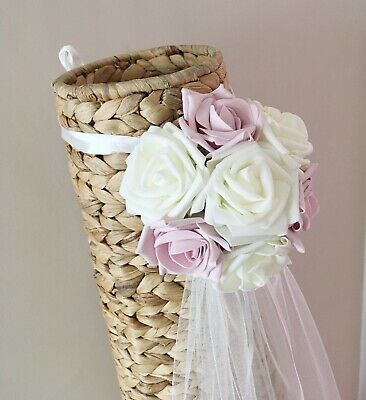 wedding pew ends, chair ends, Venue decorations MANY COLOURS AVAILABLE