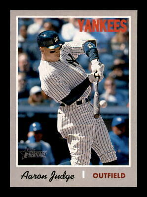 2019 Topps Heritage YOU CHOOSE / PICK Short Print SP 401 to 500 FREE SHIPPING